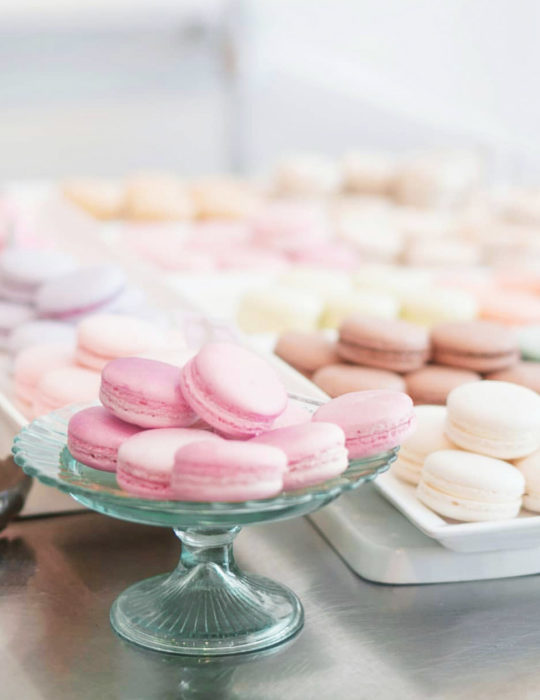 Loose French Macarons