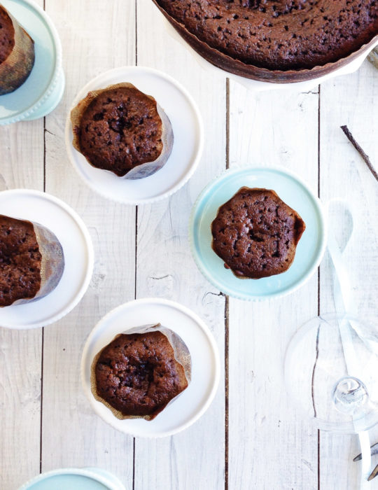 Individual Sticky Toffee Pudding