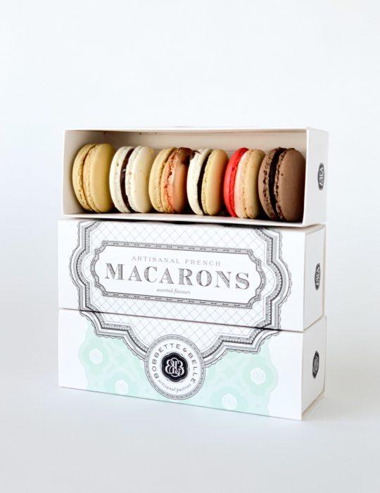 Fall Macaron Assortment