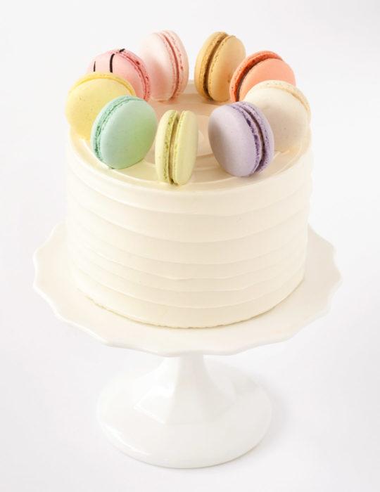 Macaron Lovers Cake