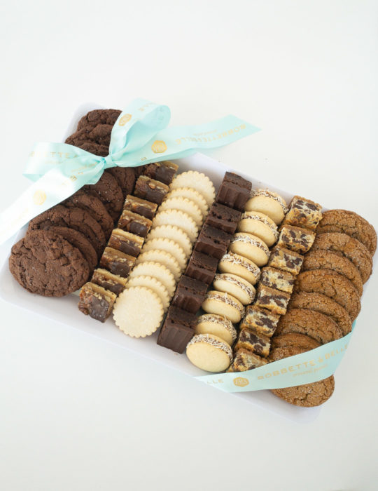 Bars, Tarts & Drop Cookies
