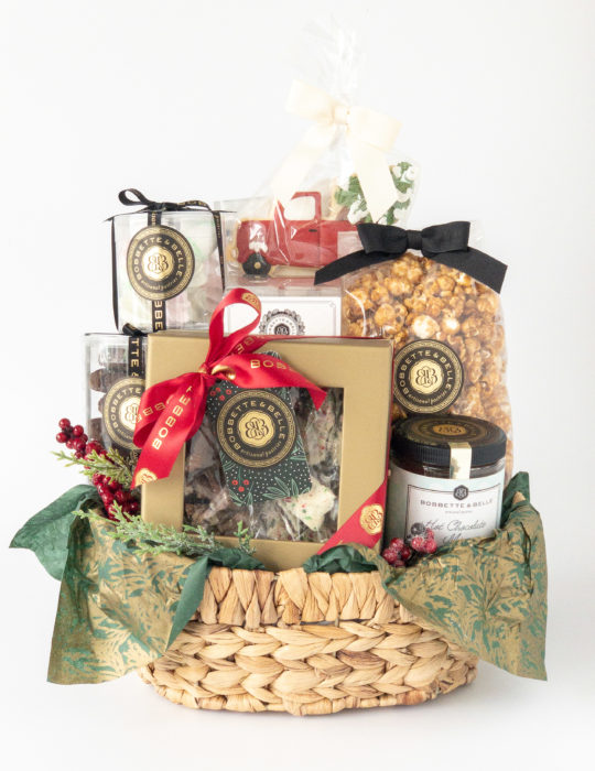 Taste of Bobbette & Belle Gift Basket