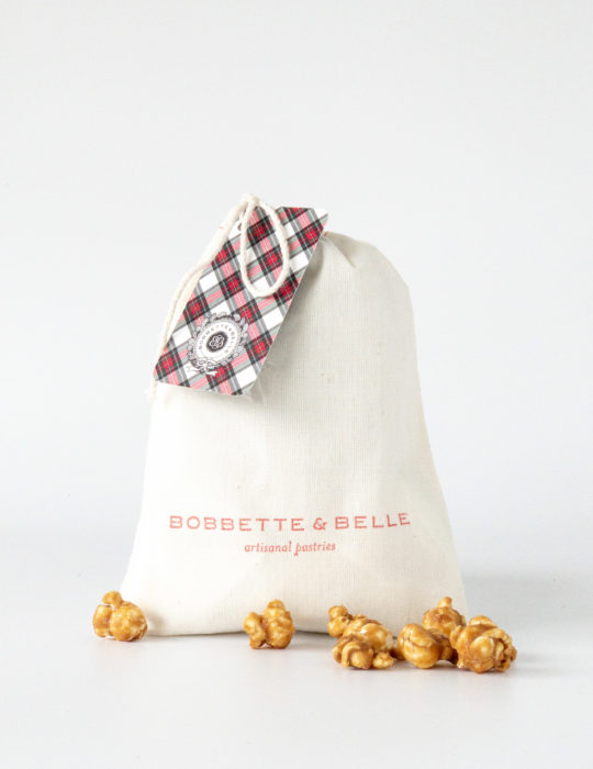 Caramel Corn Stocking Stuffer