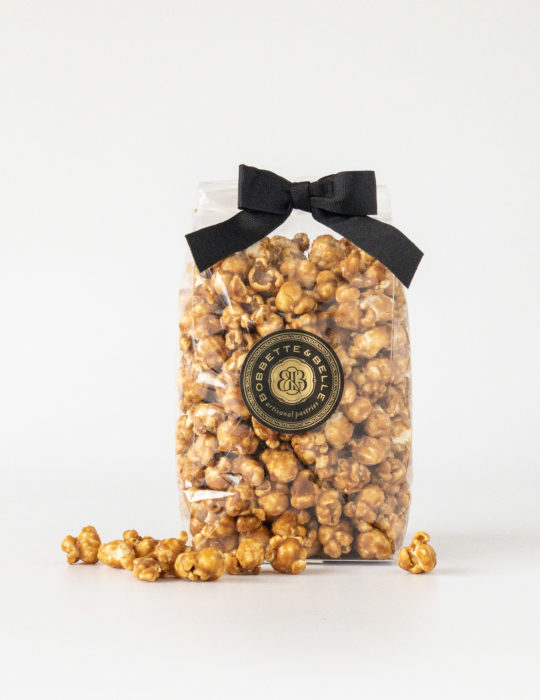 Large Caramel Corn Bag