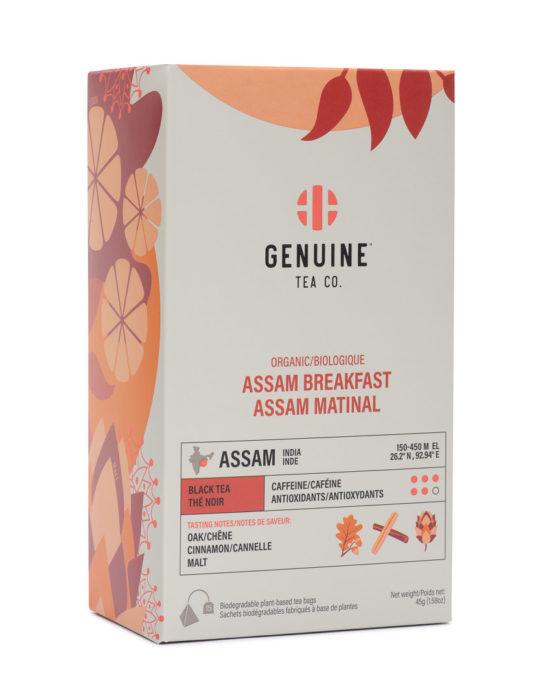 Organic Assam Breakfast