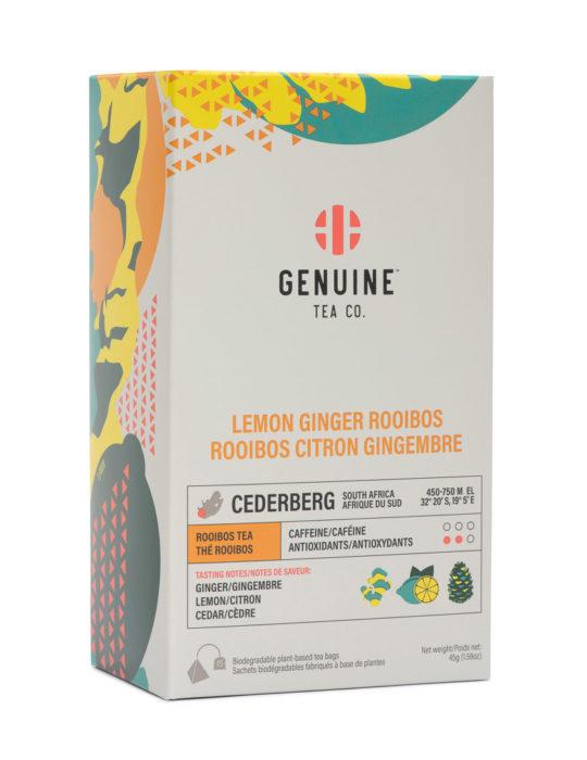 Lemon Ginger Rooibos