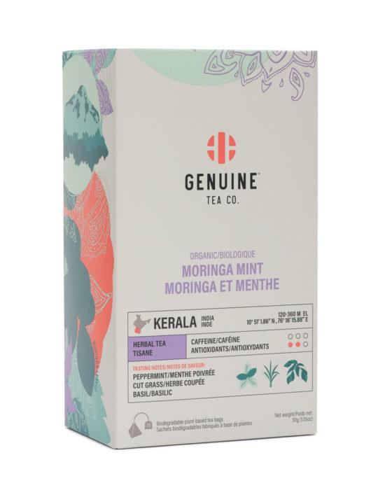Organic Moringa Mint